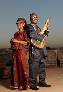 Amadou and Mariam in Mali
