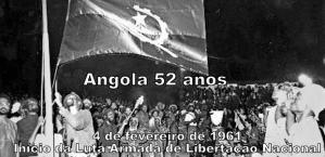 Angola luta independencia
