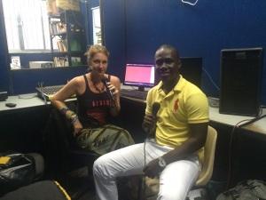 Steph e prince Abou Conexão Africa