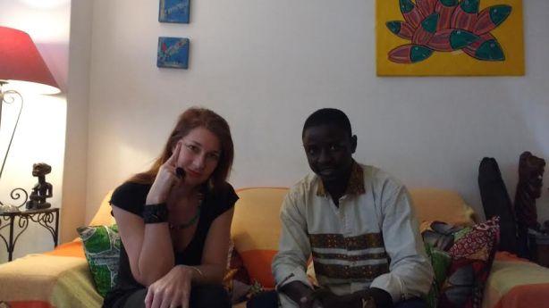 Steph et Gana Ndiaye